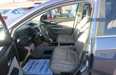 2013 Honda CR-V Ex-L 2.4L 4 CYL i-VTEC AUTOMATIC AWD