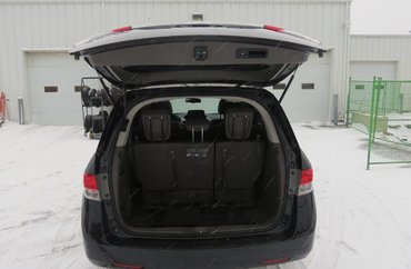 2015 Honda Odyssey EX-L 3.5L 6 CYL I-VTEC AUTOMATIC FWD - 8 PASSENGER