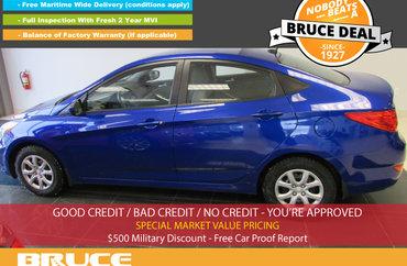 2014 Hyundai Accent GL 1.6L 4 CYL AUTOMATIC FWD 4D SEDAN | Photo 1
