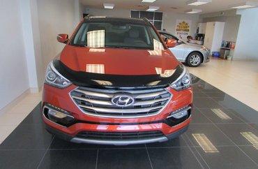 2018 Hyundai Santa Fe SPORT LIMITED 2.0L 4 CYL TURBO AUTOMATIC AWD
