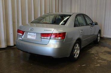 2006 Hyundai Sonata GL 2.4L 4 CYL AUTOMATIC FWD 4D SEDAN