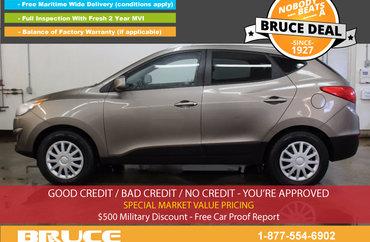 2010 Hyundai Tucson GLS 2.4L 4 CYL AUTOMATIC AWD | Photo 1