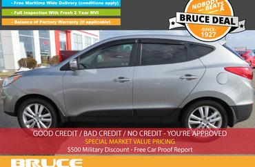 2012 Hyundai Tucson LIMITED - NAVIGATION / LEATHER / HEATED SEATS | Photo 1