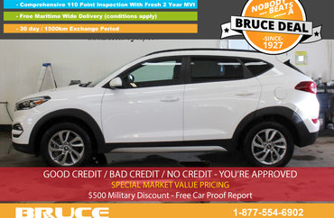 2017 Hyundai Tucson SE 2.0L 4 CYL AUTOMATIC AWD | Photo 1