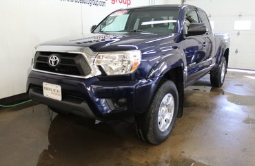 2013 Toyota Tacoma SR5 4.0L 6 CYL AUTOMATIC 4X4 EXTENDED CAB
