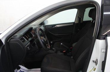 2015 Volkswagen Jetta TSI TRENDLINE 1.8L 4 CYL 5 SPD MANUAL FWD 4D SEDAN