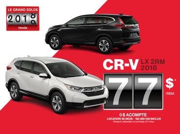 CR-V 2018