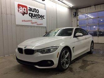 BMW 4 Series 428i xDrive Garantie 1 An ou 15 000 KM GMP /CAA 2014