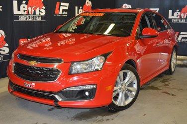 Chevrolet Cruze Limited LT RS CUIR TOIT OUVRANT GARANTIE PROLONGÉE 2016