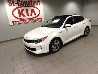 Kia Optima Hybrid EX PREMIUM 2017