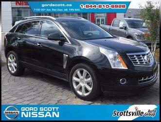 2014 Cadillac SRX Premium AWD, Leather, Sunroof, Remote Start