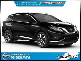 2018 Nissan Murano AWD Midnight Edition