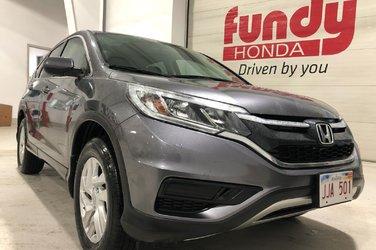 2015 Honda CR-V SE w/alloy, push start, $184.73 B/W