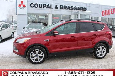 2013 Ford Escape SEL TA, HAYON ÉLECTRIQUE, SONAR DE RECUL,