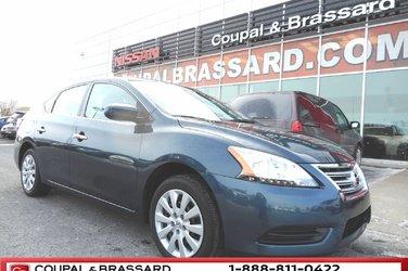 2013 Nissan Sentra S,CLIMATISUER,BLUETOOTH,1PROPRIO
