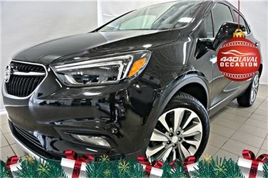 Buick Encore EDITION ESSENCE, CUIR, TOIT, AWD 2017