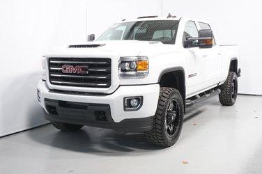 New 2018 GMC Sierra 2500HD SLT, All-Terrain, Duramax, Crew Cab GAZ - Summit White - $87138.0 ...
