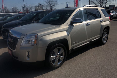 2014 GMC Terrain SLE-2 PREMIUM EDITION, JUST TRADED, ONE OWNER
