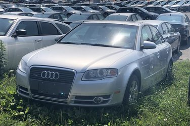 Used 2007 Audi A4 2 0T Sdn 6sp at Tip Qtro for Sale - $2,542