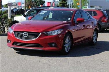 2014 Mazda Mazda6 MAZDA 6 GT TECH Certified Pre-Owned program with w