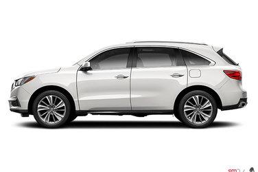 2017 Acura MDX ELITE 6 PASSENGER