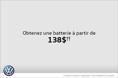 Batterie à partir de 138$