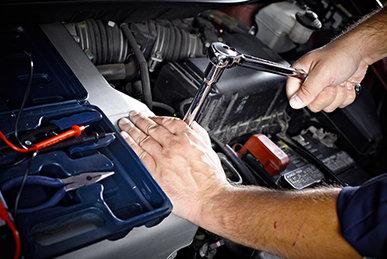 Service d'entretien mécanique