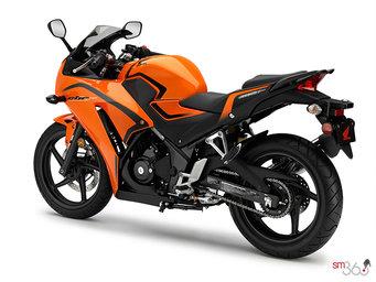 Candy Orange / Matte Black