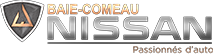 Logo Baie-Comeau Nissan