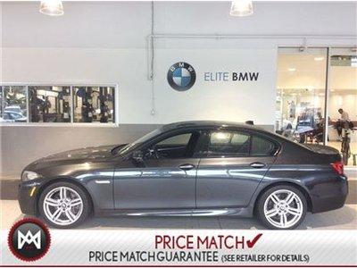 BMW 535i xDrive PREMIUM, M SPORT, AWD 2014