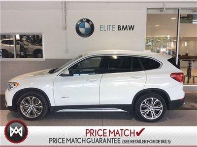BMW X1 AWD, CLEAN CARPROOF, X1 2017
