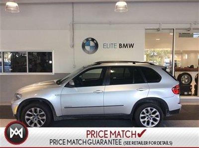 BMW X5 AWD, NAV, DIESEL 2013
