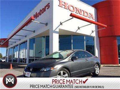 2011 Honda Civic Cpe SE - SUNROOF, CRUISE, AIR CONDITIONING