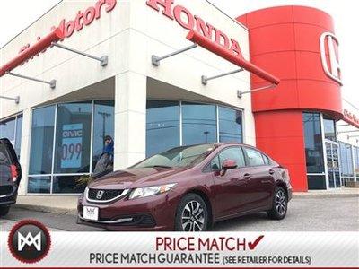 Honda Civic Cpe EX-L - NAVI, LEATHER, HEATED SEATS 2013