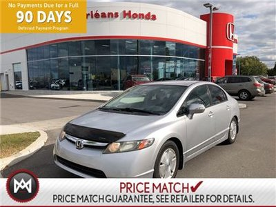 2008 Honda Civic Hybrid CLEAN CAR WITH LOADS OF FEATURES