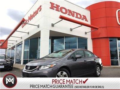 2015 Honda Civic Sedan LX - HEATED SEATS, BACK UP CAMERA, BLUETOOTH