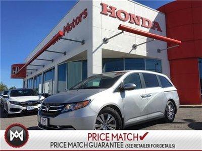 Honda Odyssey EX-L - 6YR/100,000 KMS HONDA WARRANTY, NAVIGATION 2015