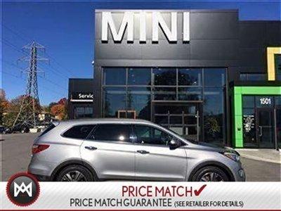 2014 Hyundai Santa Fe XL SANTA FE XL*** LIMITED*** 6 PASSENGER AWD NAVIGATION CLEAN