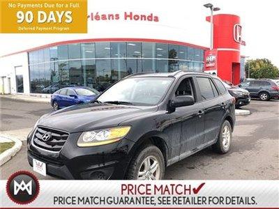 2010 Hyundai Santa Fe NO ACCIDENTS AND EXTENDED WARRANTY UP TO 200,000KM