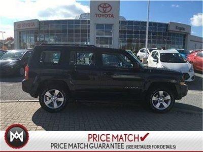 2014 Jeep Patriot 4x4 Sport / North Great Value!