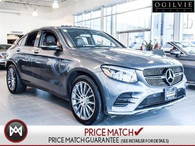 2017 Mercedes-Benz GLC43 AMG Navi, Parktronic, 360 camera