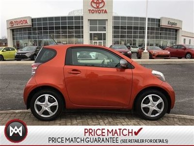 2012 Scion iQ CVT A FUN LITTLE CAR TO DRIVE!