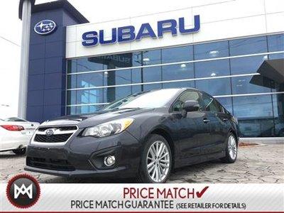Subaru Impreza LTD LEATHER ROOF 2013