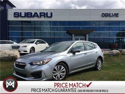 2017 Subaru Impreza BACK UP CAMERA LOADED