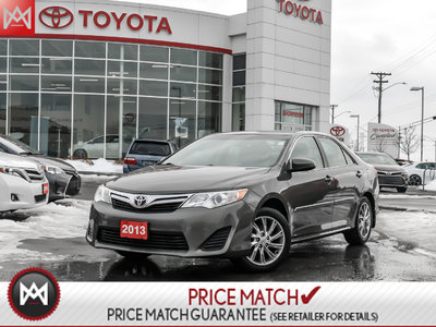 2013 Toyota Camry LE: POWER GROUP, USB,