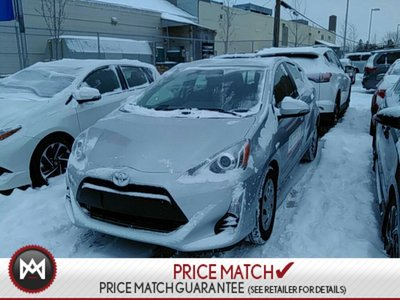 2016 Toyota Prius C LOADED BACK UP CAMERA BLUETOOTH