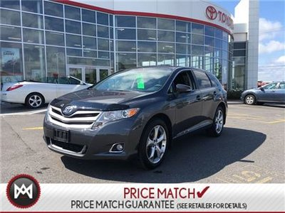 2015 Toyota Venza FWD V6 POWER GROUP, USB, BLUETOOTH Get it while you can!