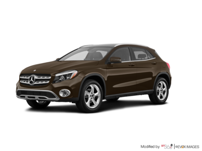 Mercedes-Benz GLA250 4MATIC SUV 2018