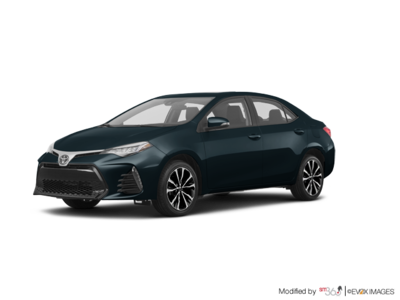 Toyota Corolla S CVT 2018