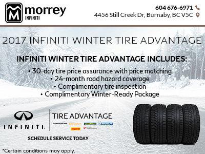Infiniti Winter Tire Advantage